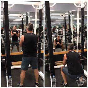 The Zercher Squat Josh Mccabe S Optimum Fitness